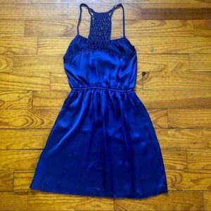 Xhilaration Dresses - Deep Blue Xhilaration Dress